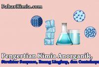 Kimia Anorganik Adalah