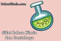 Sifat Bahan Kimia